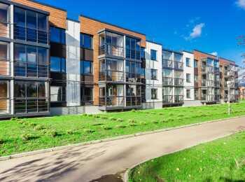 Малоэтажные жилые корпуса